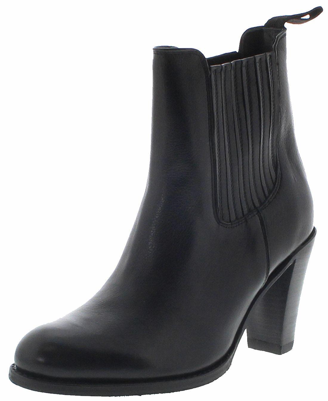 FB Fashion Boots SOFIA Negro ladies ankle boot - black