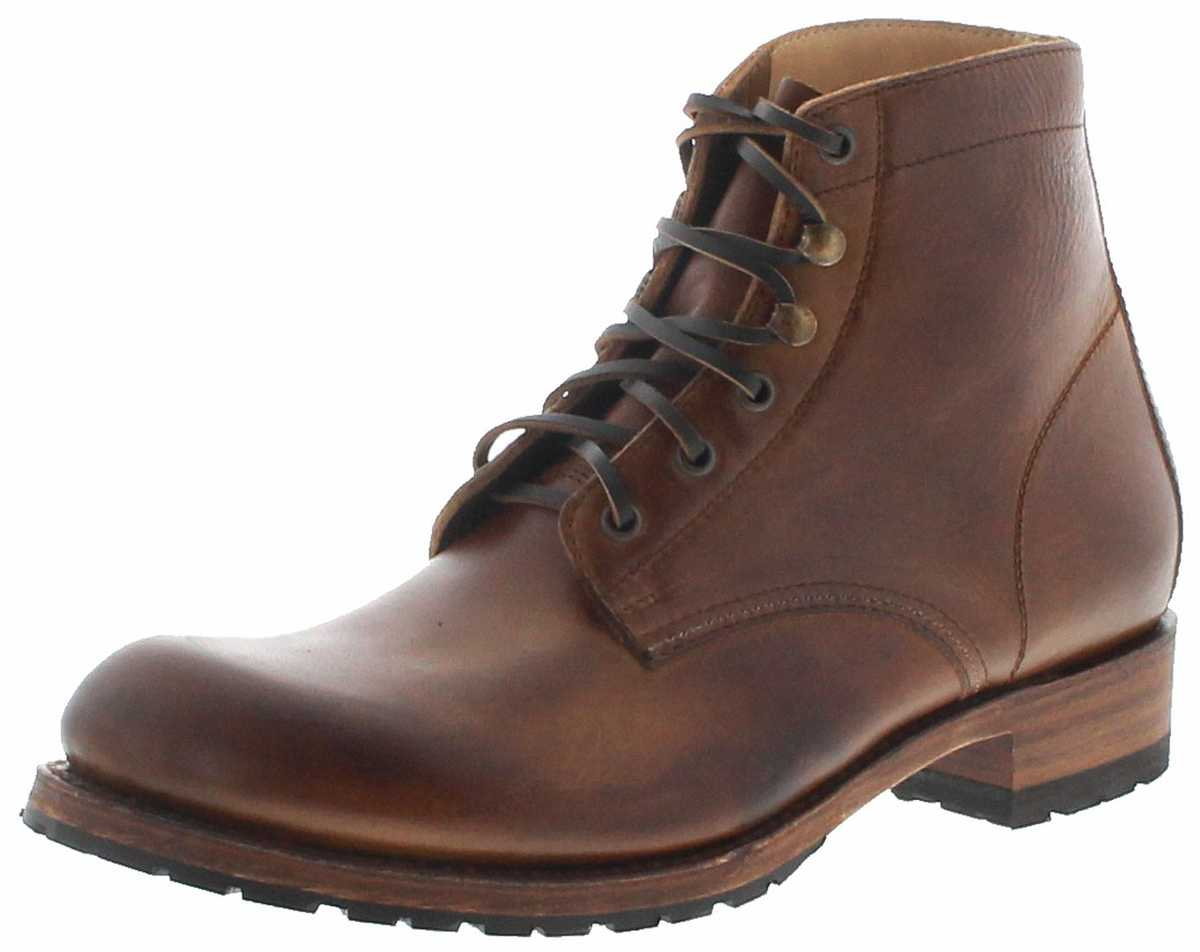 Sendra Boots 10604 Lighting Tang Men's Laced Boots - brown