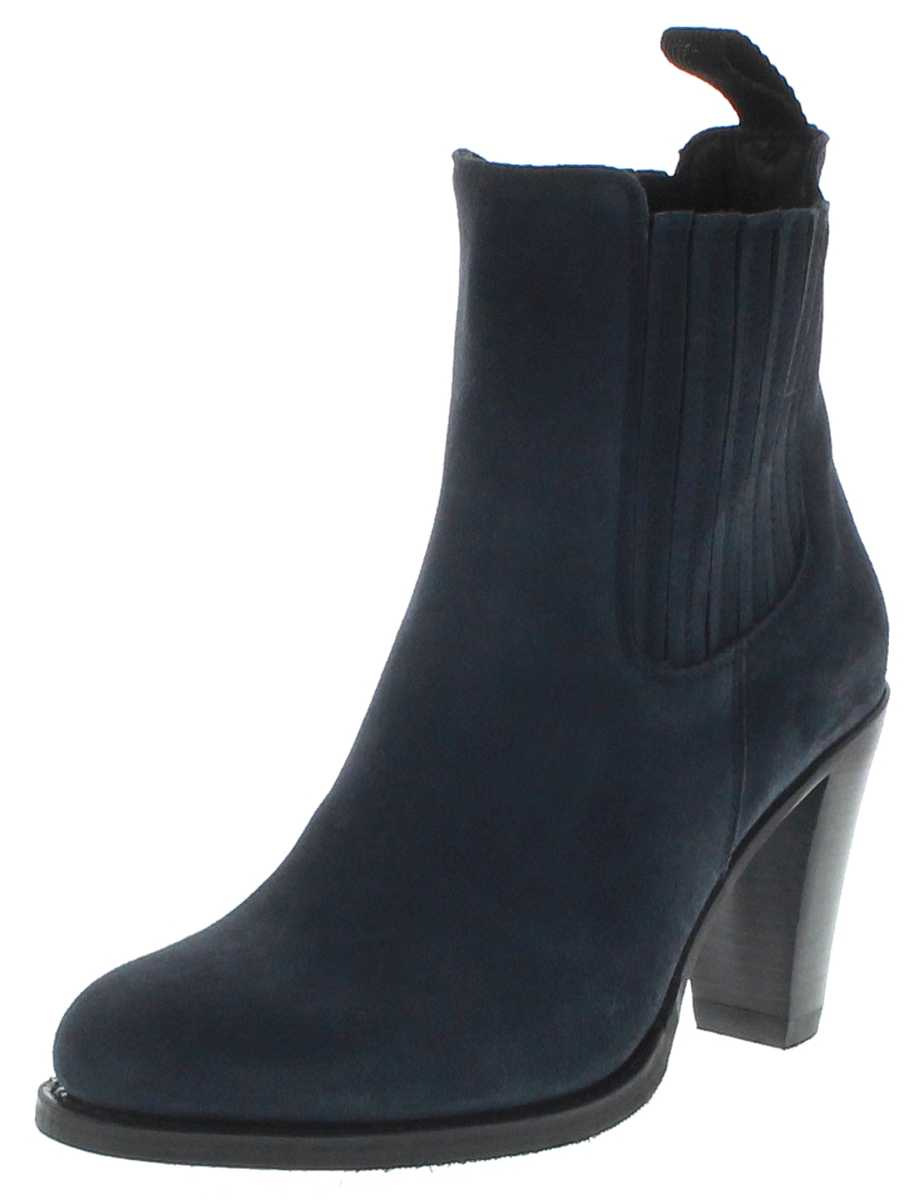 FB Fashion Boots SOFIA Deep ladies ankle boot - blue