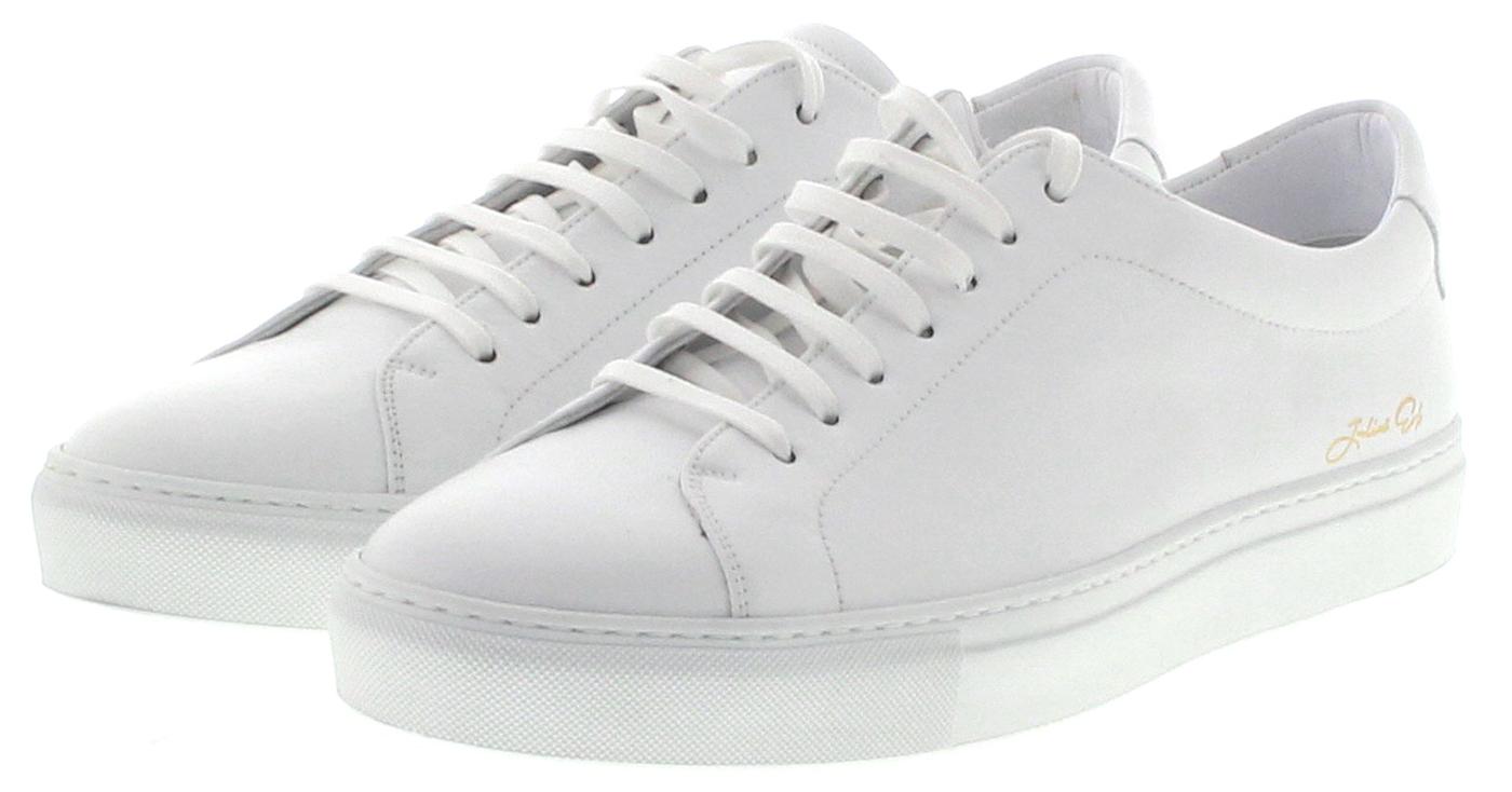 Julius Erb N.770 White Low-Top Sneaker
