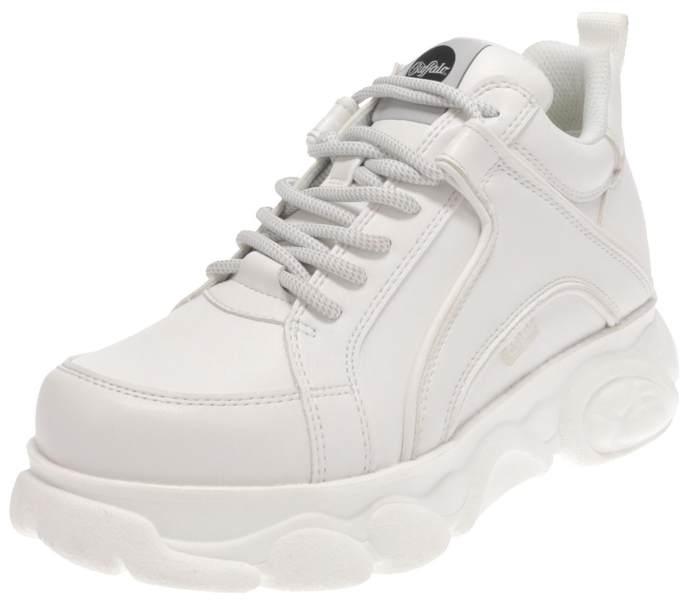 Buffalo CLOUD CORIN White Ladies Sneaker - white