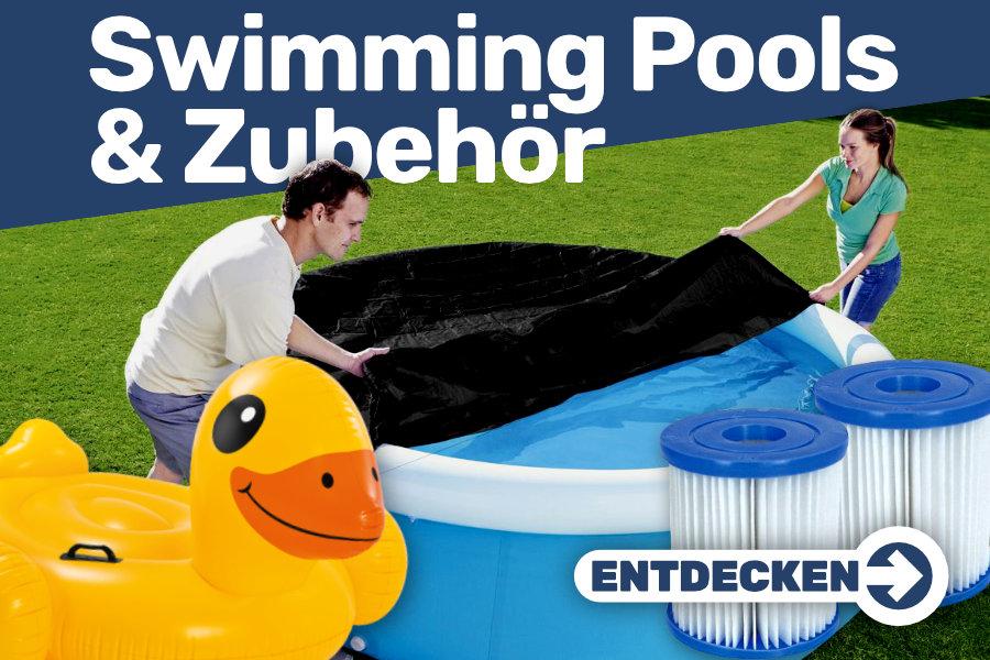Swimming Pools & Zubehör