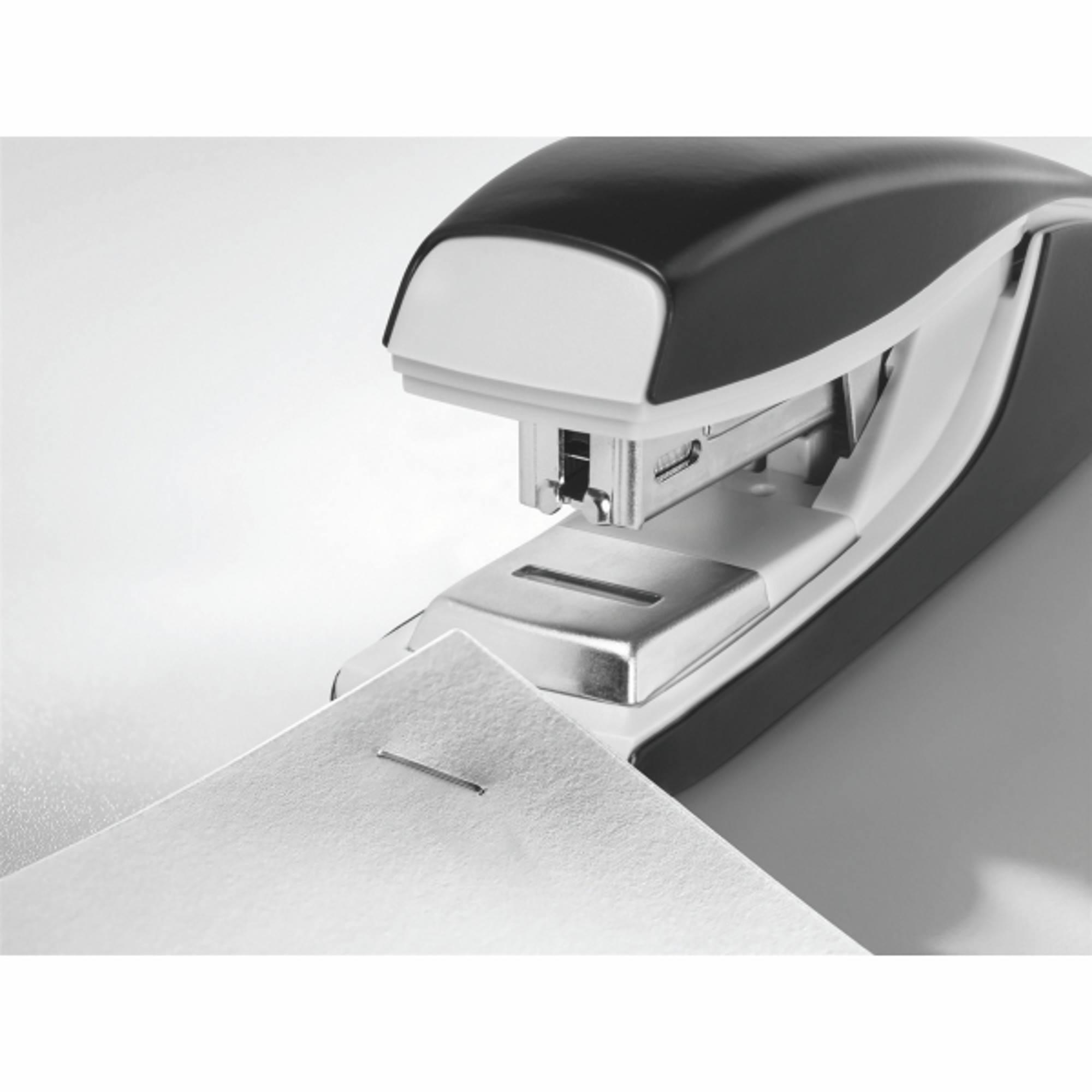 30 Blatt rot LEITZ Flachheftgerät Nexxt 5505
