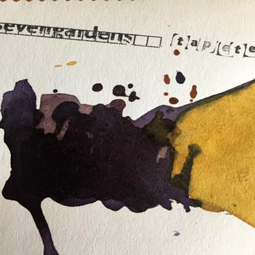 """Kreativ Papier 150 """"sevengardens Tapete"""" – Bild 2"""