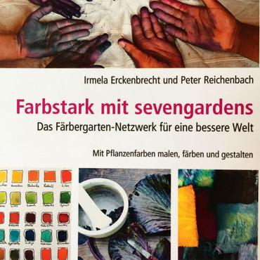 "Buch ""Farbstark mit sevengardens"""