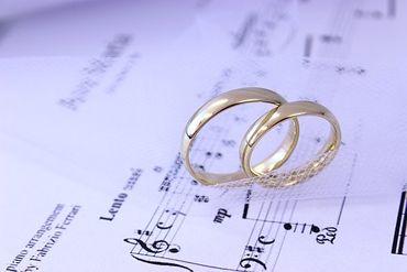 ASS 333 Gelbgold Gr.16 (50) Damen Herren Freundschaftsring Verlobungsring Partnerringe  Eheringe Ring Trauringe – Bild 3