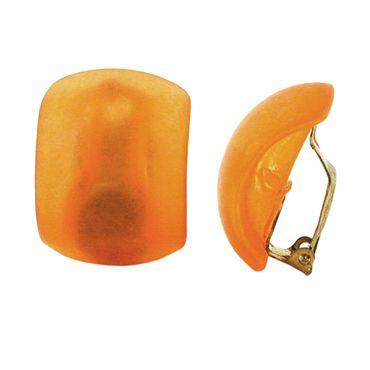 Clip, Halbcreole, orange-transparent – Bild 1