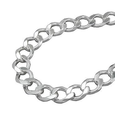 Armband, Weitpanzer, Silber 925 – Bild 3