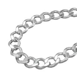 Armband, Weitpanzer, Silber 925 – Bild 4