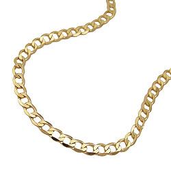 Armband, 19cm, Weitpanzer, 14Kt GOLD – Bild 4
