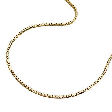 Kette, 38cm, Venezianer-Kette, 9Kt GOLD – Bild 3