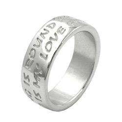 Ring, LOVE HAS NO END, 925 – Bild 4