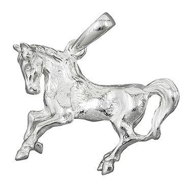 Anhänger, großes Pferd, Silber 925 – Bild 3