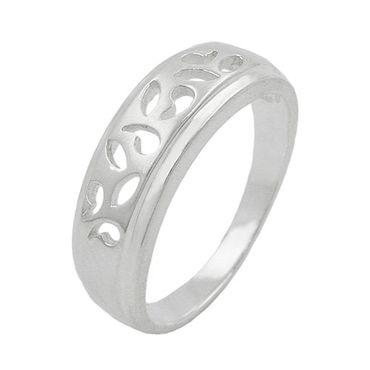Ring, si-matt glzd, 925 – Bild 3
