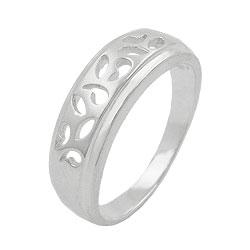 Ring, si-matt glzd, 925 – Bild 4