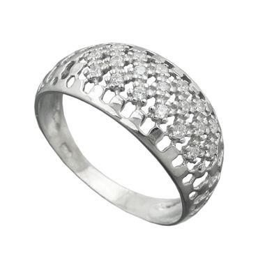 Ring, mit Zirkonias, Silber 925 – Bild 1