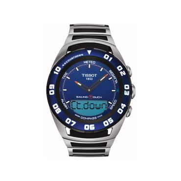 Tissot Sailing Touch T056.420.21.041.00 Herrenuhr Chronograph