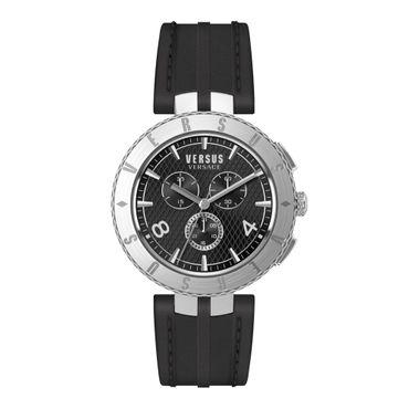 Versus by Versace S76080017 Logo Herrenuhr Chronograph