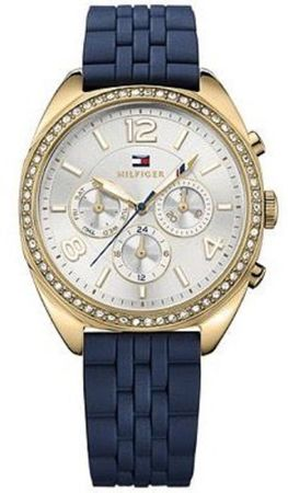 Tommy Hilfiger Damen Analog Casual Quartz Reloj 1781570