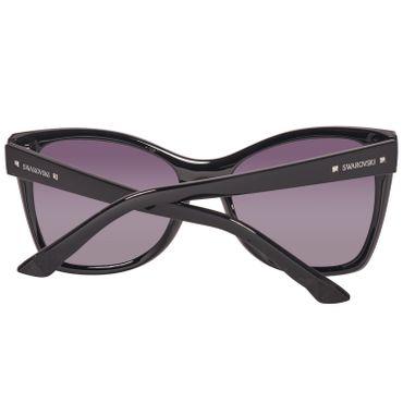 Swarovski Sonnenbrille SK0109 01B 56 – Bild 3