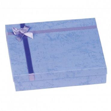 Schmuckdosen-Sortiment : Schmuckboxen aus hochwertige Karton Geschenk Storage Box Etui 170x170x33/13 mm  , innen 163x163x34 mm, 12 Stück – Bild 3