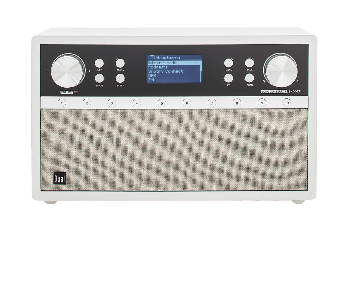 Dual RADIO STATION IR 105S