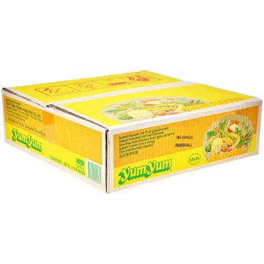 YUMYUM Instant Nudeln Curry Flavour 60g – Bild 3