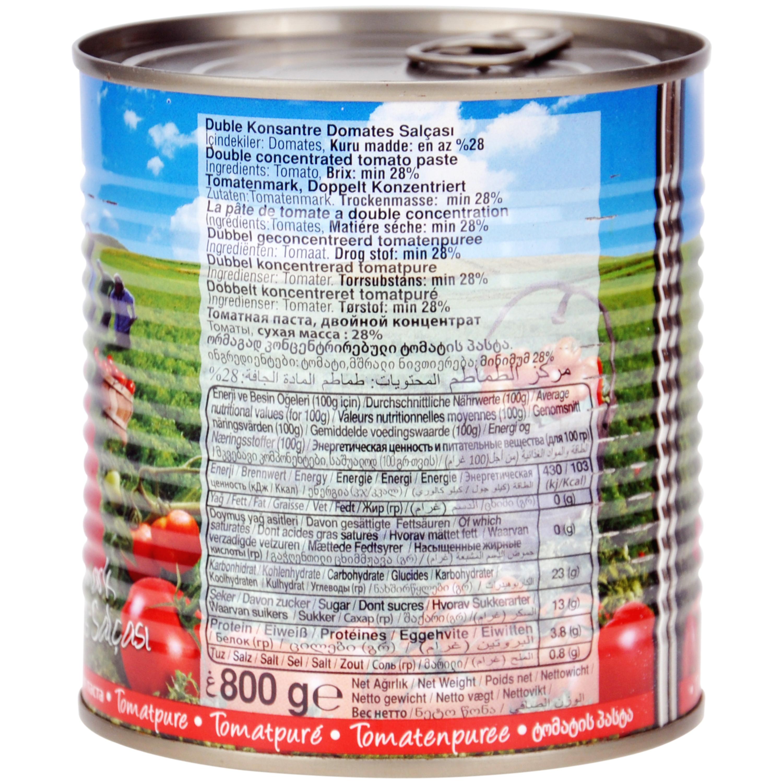 Tat Tomatenmark 830g % Angebote