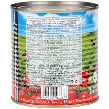 Tat Tomatenmark 830g – Bild 2