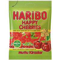 Haribo Happy Cherries Kirschen 80g (Helal)