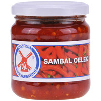 Windwill Oriental Foods Sambal Oelek Chillipaste 200g