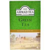 Ahmad Tea London Green Tea Exclusive Qality Tea 500g