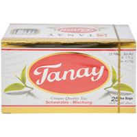 Tanay Schwarztee - Mischung Unique Quality 43,75g 001