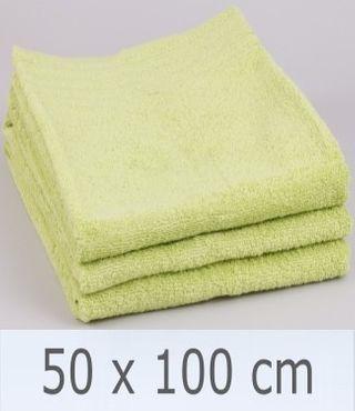Handtuch -Serie RESIDENZ Standard, 400 g/m², Handtuch 50x100 cm, jasmin