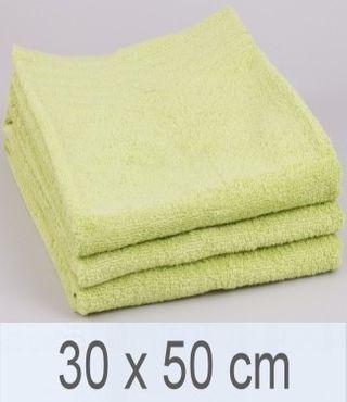 Handtuch -Serie RESIDENZ Standard, 400 g/m², Gästetuch 30x50 cm, jasmin