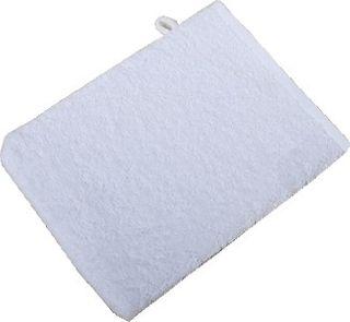 Handtuch -Serie RESIDENZ Standard, 400 g/m², Waschhandschuh 16x21 cm, weiß