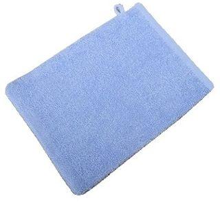 Handtuch -Serie RESIDENZ Standard, 400 g/m², Waschhandschuh 16x21 cm, bleu