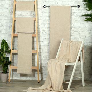 Handtuch -Serie RESIDENZ Standard, 400 g/m², Seiftuch 30x30 cm, sand