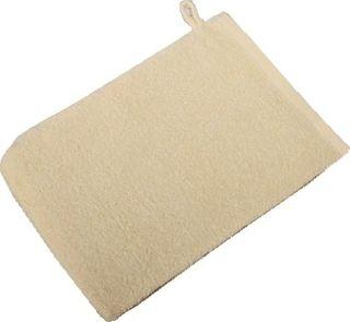 Handtuch -Serie RESIDENZ Standard, 400 g/m², Waschhandschuh 16x21 cm, vanille