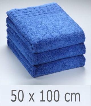 Handtuch -Serie RESIDENZ Standard, 400 g/m², Handtuch 50x100 cm, royal
