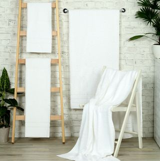 Handtuch -Serie RESIDENZ Comfort PLUS, 450 g/m², Handtuch 50x100 cm, weiß