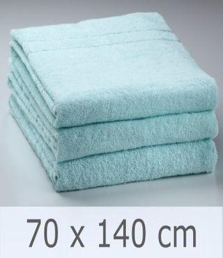 Handtuch -Serie RESIDENZ Comfort PLUS, 450 g/m², Duschtuch 70x140 cm, pistazie