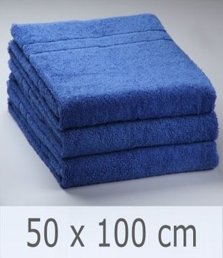 Handtuch -Serie RESIDENZ Comfort PLUS, 450 g/m², Handtuch 50x100 cm, royal
