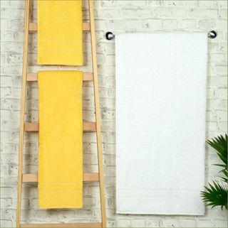 Handtuch -Serie RESIDENZ Comfort PLUS, 450 g/m², Handtuch 50x100 cm, sonnengelb