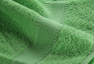 Handtuch -Serie RESIDENZ Promotion, 450 g/m², Bade- & Saunatuch 100x180 cm, apfelgrün