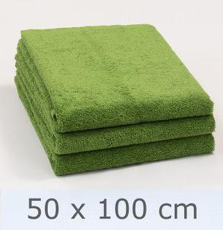 Handtuch -Serie RESIDENZ Deluxe Plus, 630 g/m², Handtuch 50x100 cm, kaktus
