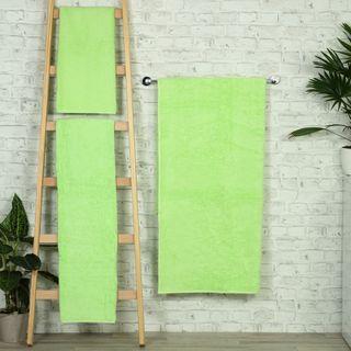 Handtuch -Serie RESIDENZ Deluxe Plus, 630 g/m², Handtuch 50x100 cm, limette