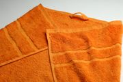 Handtuch -Serie RESIDENZ Comfort PLUS, 450 g/m², Handtuch 50x100 cm, orange