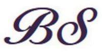 Monogramm Schriftart BALLANTINES SCRIPT, 50mm Schrifthöhe
