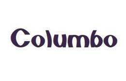 Namenszug Schrift COLUMBO, 25 mm (bis 21 Buchstaben)